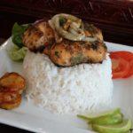Jerk Salmon Seafood