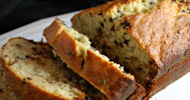 Banana Bread Chocolate Chip Recipe