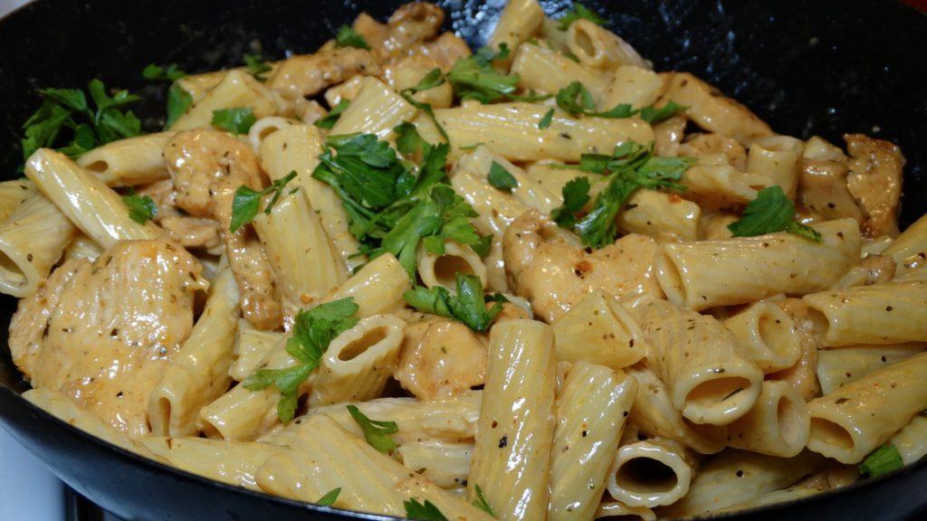 Cajun chicken pasta recipe heavy cream