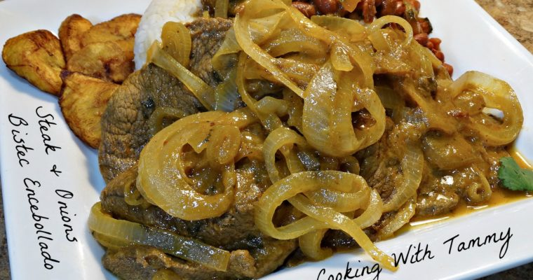 Steak And Onions – Bistec Encebollado
