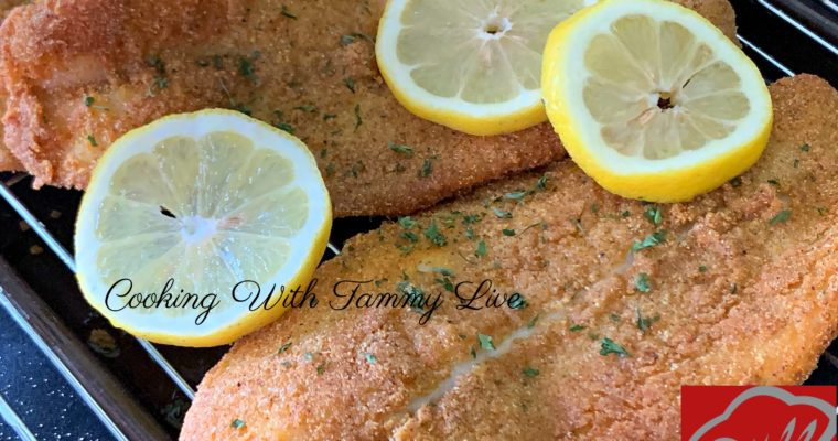 Southern Fried Catfish Spicy