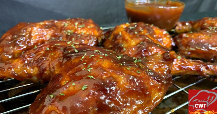 Korean BBQ Chicken Recipe