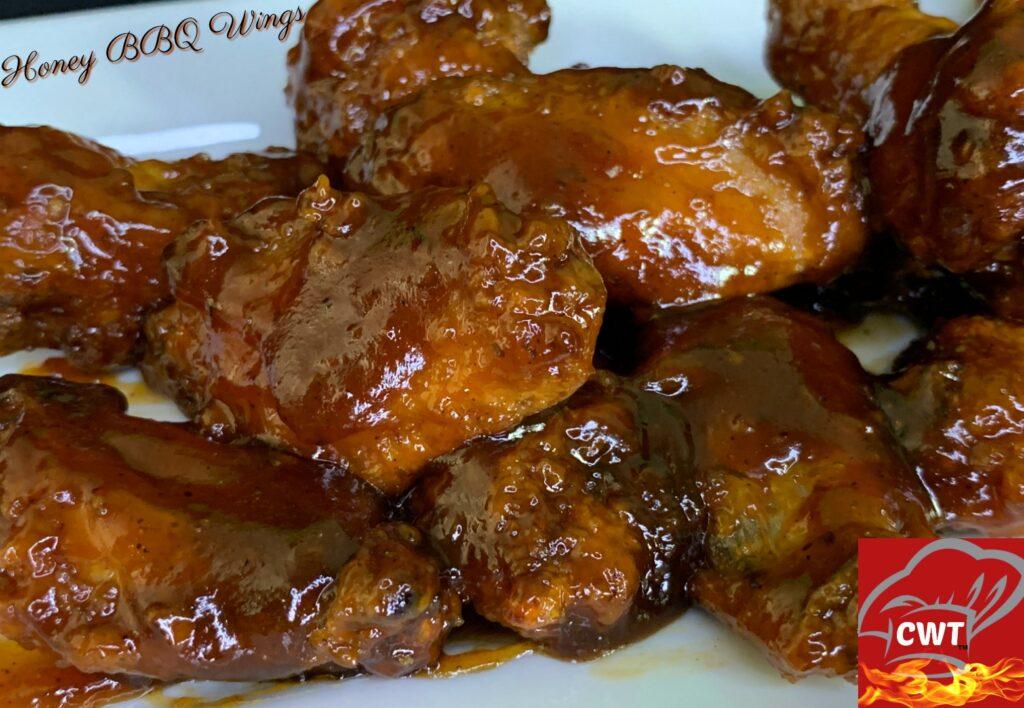 BBQ Honey Wings