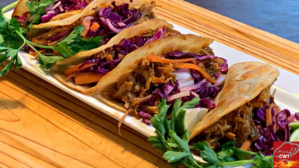 Bbq Shredded Chicken Tacos Cooking With Tammy Recipes