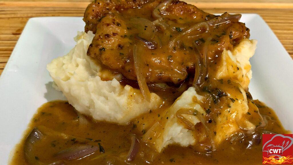 Best Smothered Pork Chop Recipe