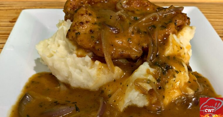 Best Smothered Pork Chop