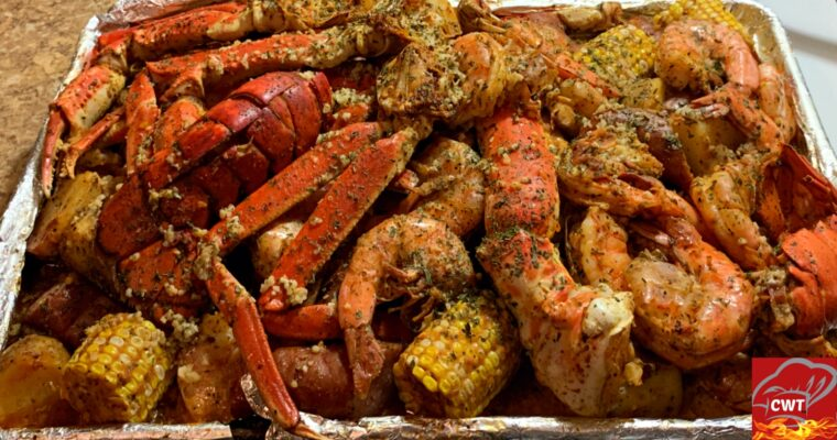 Seafood Boil Oven Recipe