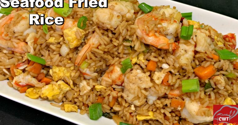 Seafood Fried Rice Recipe