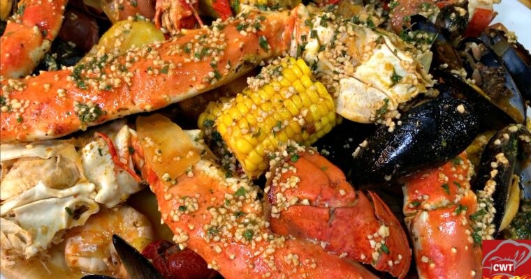 Seafood Boil Stovetop Recipe