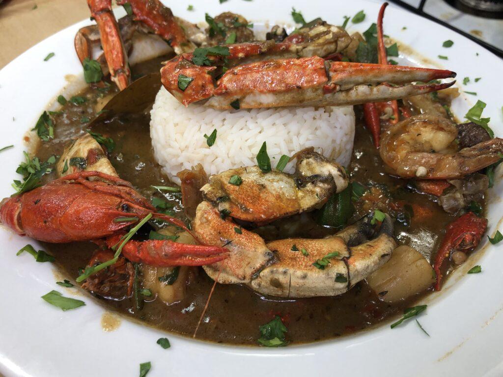 Tammy's Seafood Gumbo Recipe